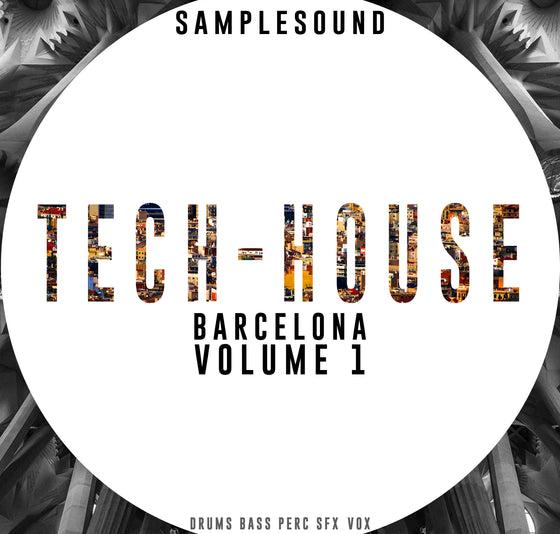 Tech House Barcelona Volume 1