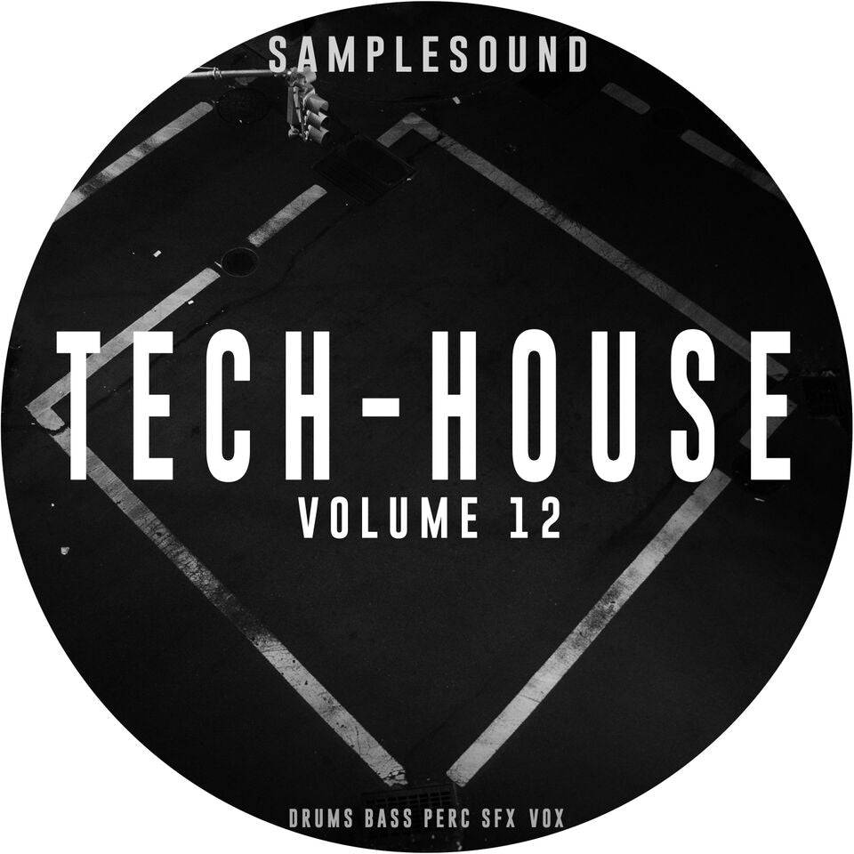Tech House Volume 12