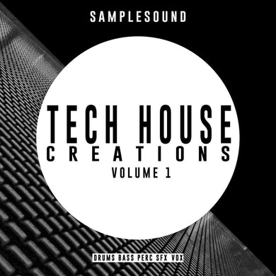Tech House Creations Volume 1