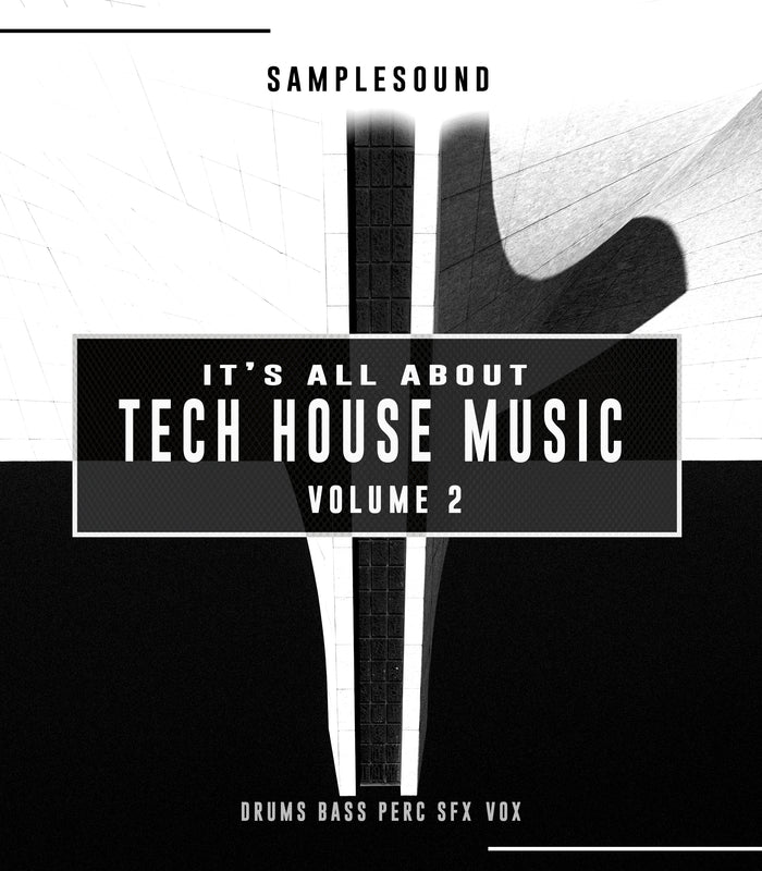 It's All About Tech House Music Vol.2