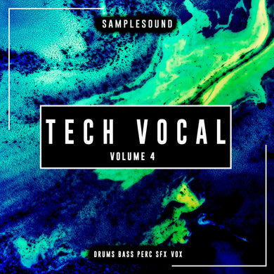 Tech Vocal Volume 4
