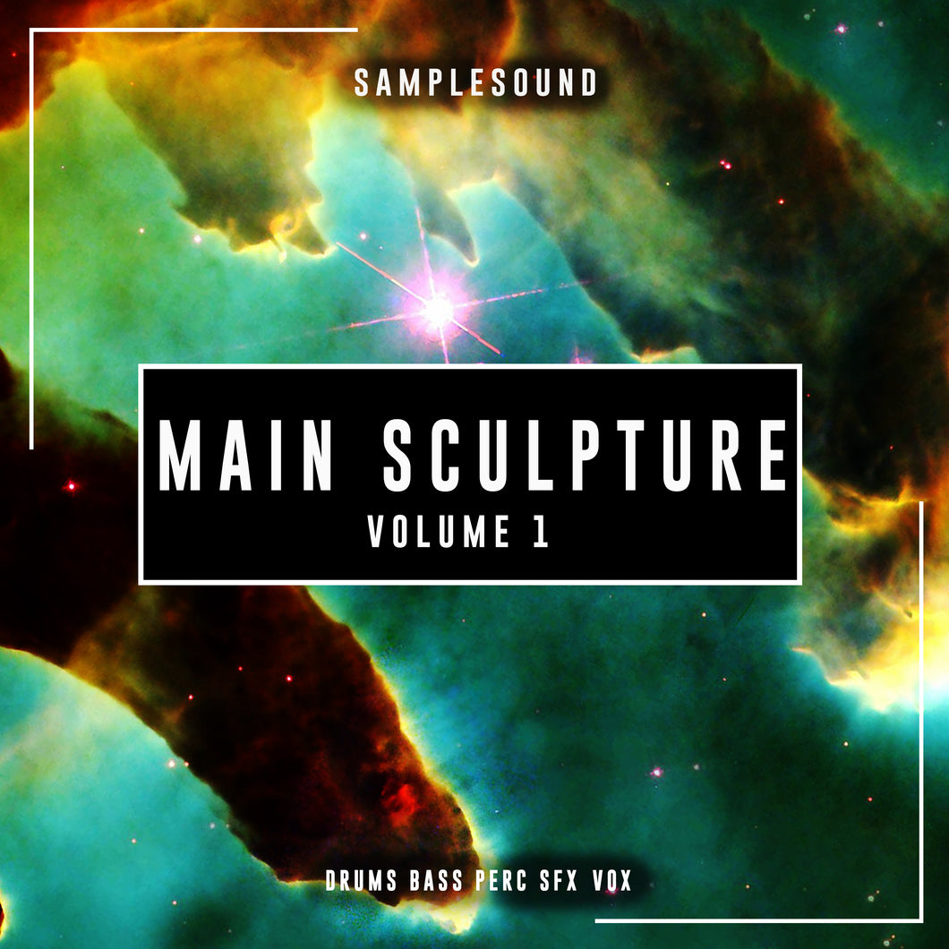 Main Sculpture Volume 1