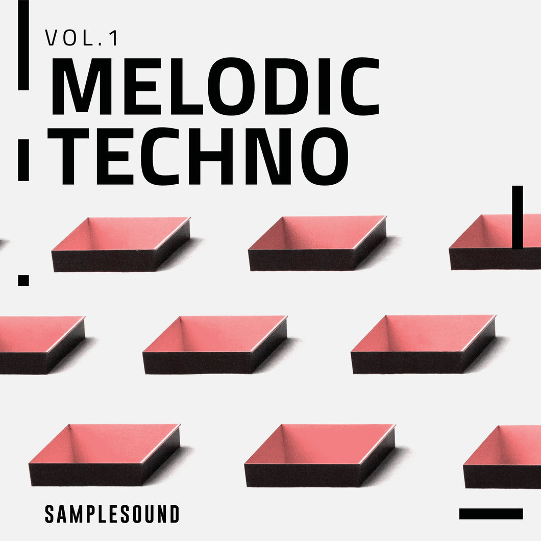 Melodic Techno Volume 1