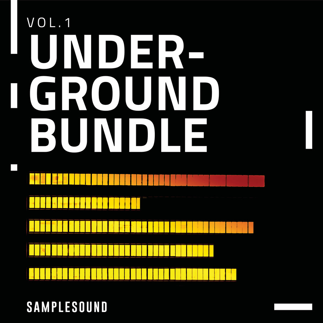 Underground Bundle Volume 1