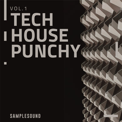 Punchy Tech House Vol 1
