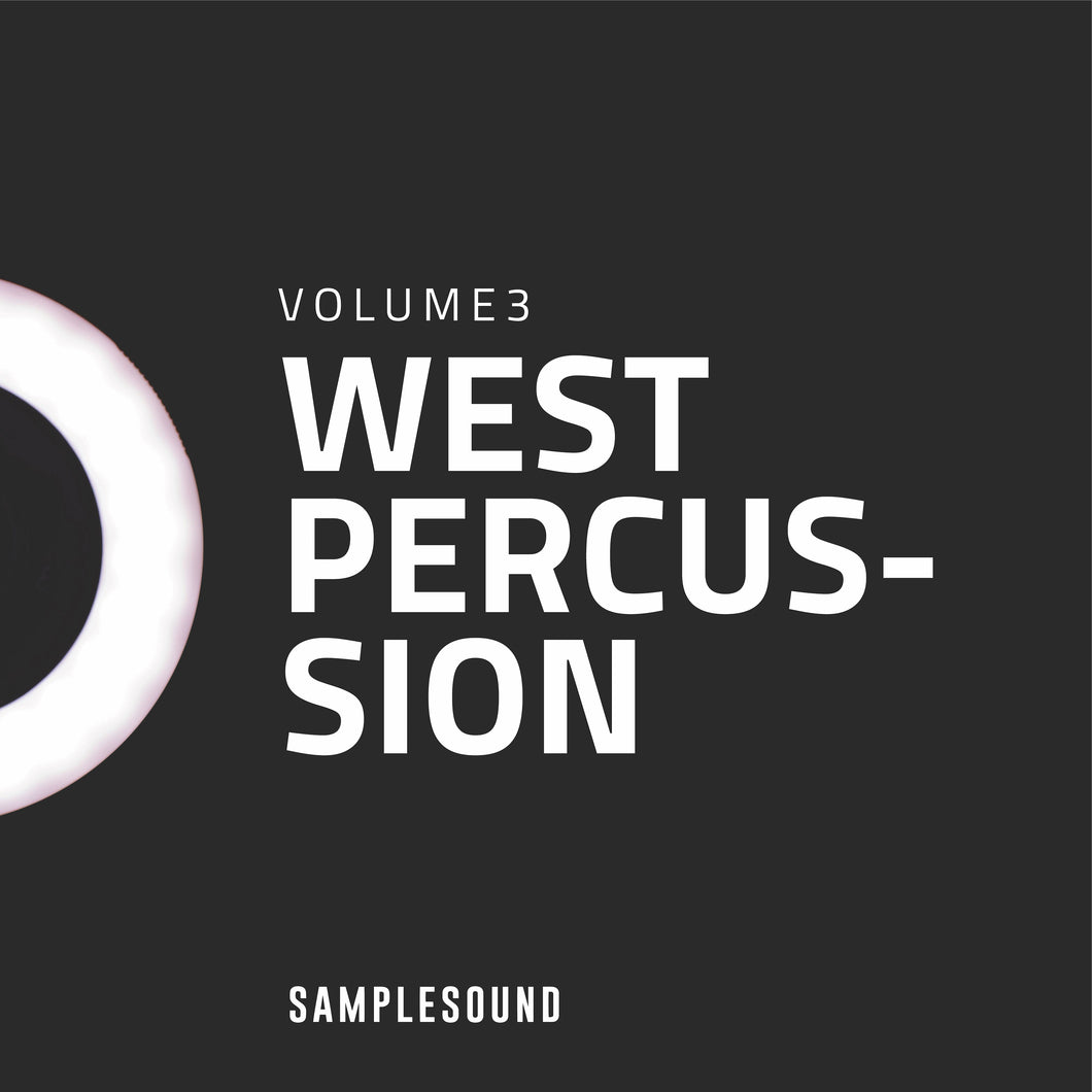 West Percussion Volume 3