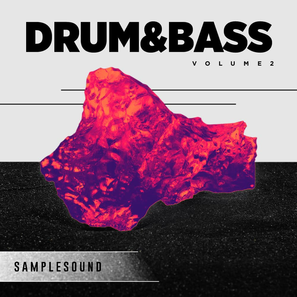 Dark Drum & Bass </br> Vol.2