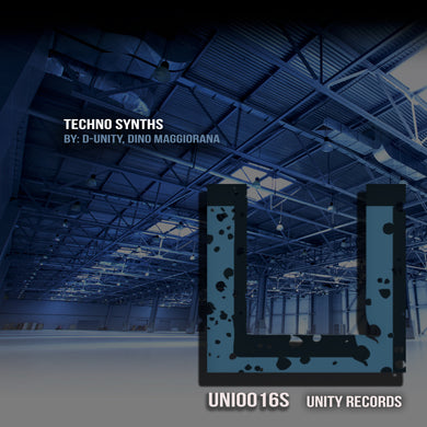 Techno Synths by D Unity, Dino Maggiorana