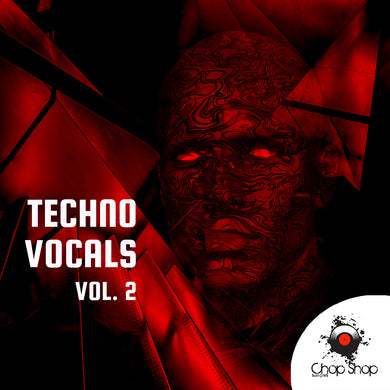 Techno Vocals Volume 2
