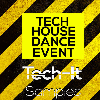 Tech House Dance Event