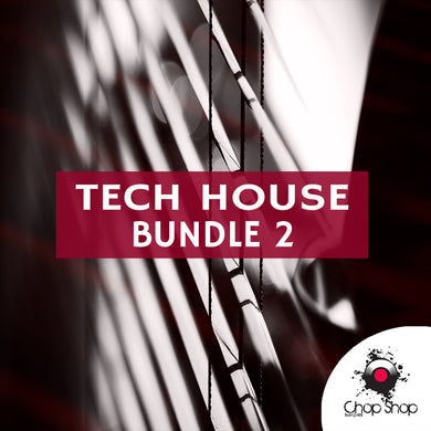 Tech House Bundle 2