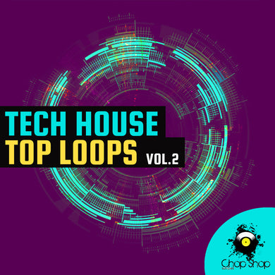 Tech House Top Loops Vol.2