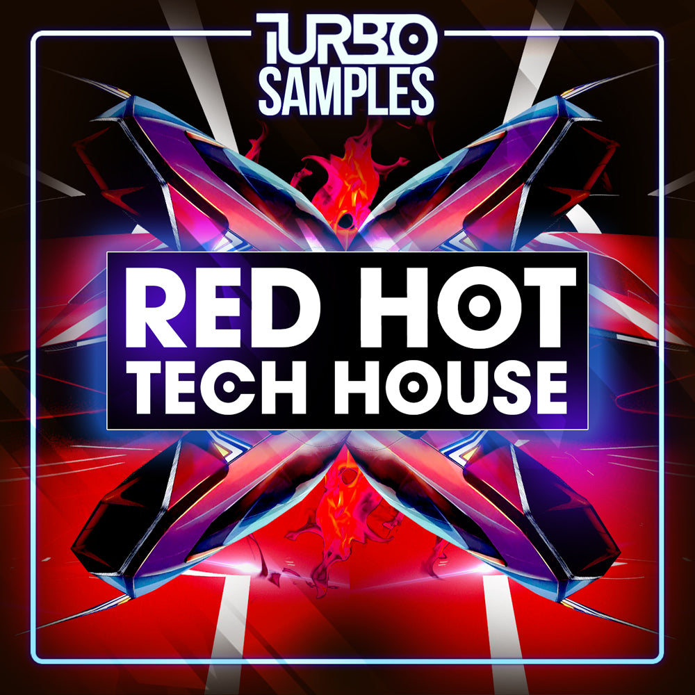 Red Hot </br> Tech House