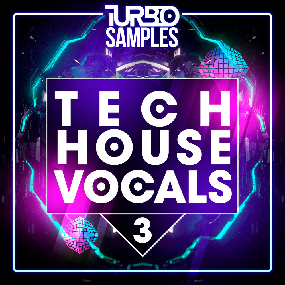 Tech House </br> Vocal 3