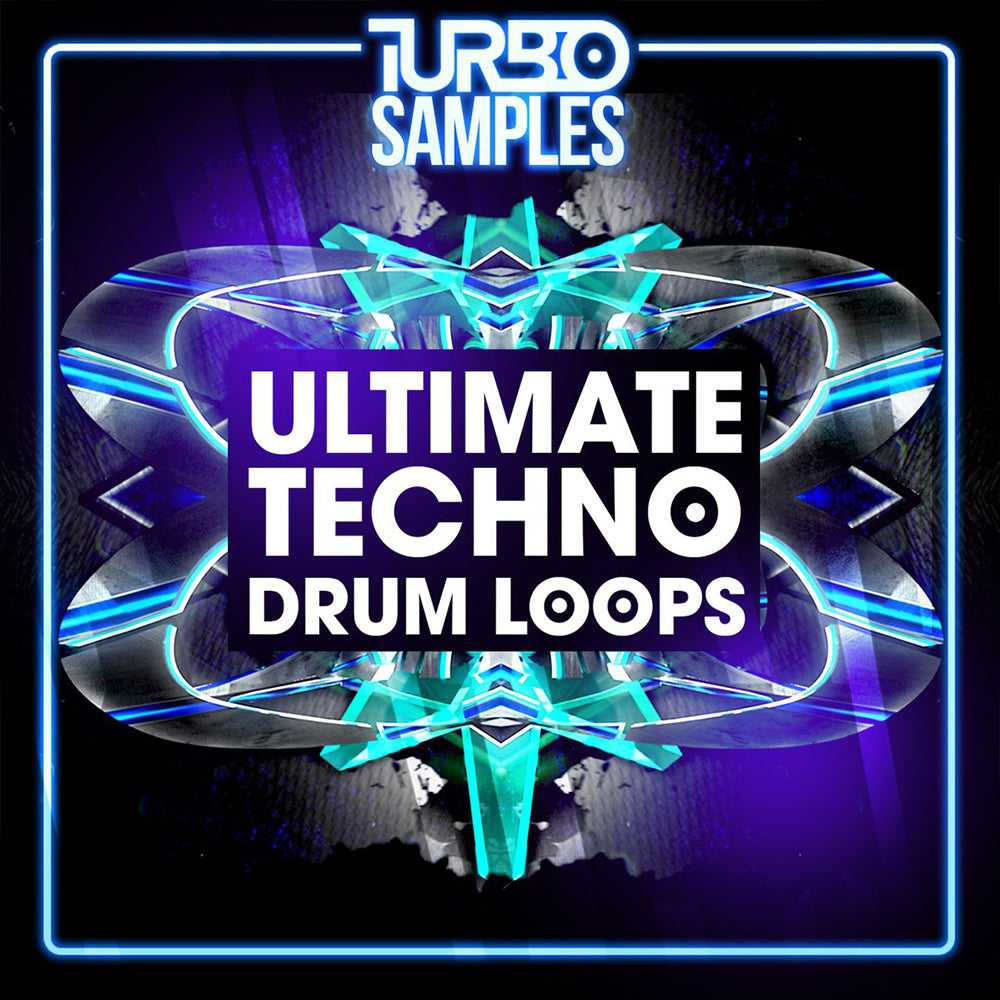 Ultimate Techno Drum Loops