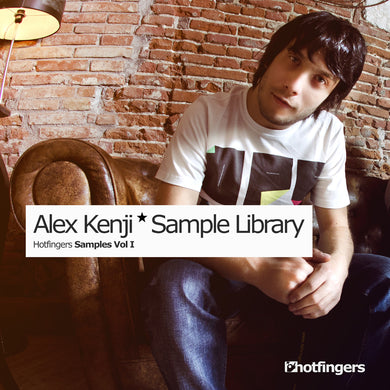 Alex Kenji Sample Library