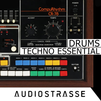 Techno Essential Drums