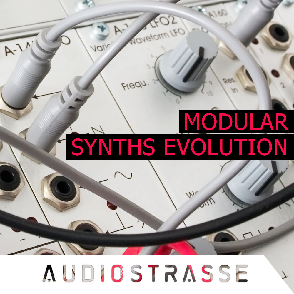 Modular Synths Evolution