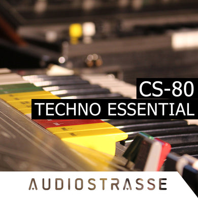 CS-80 Techno Essential