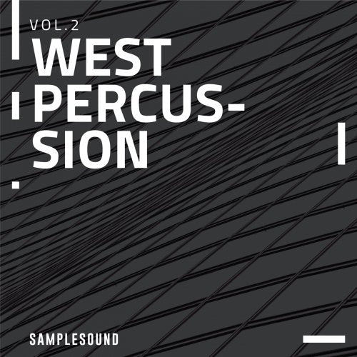 West Percussion Vol 2