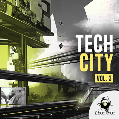 Tech City Vol 3