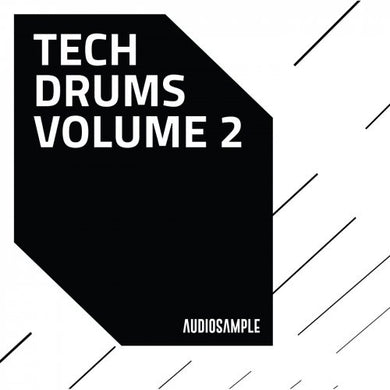 Tech Drums Vol 2