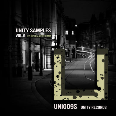 Unity Samples Vol.9 by Dino Maggiorana