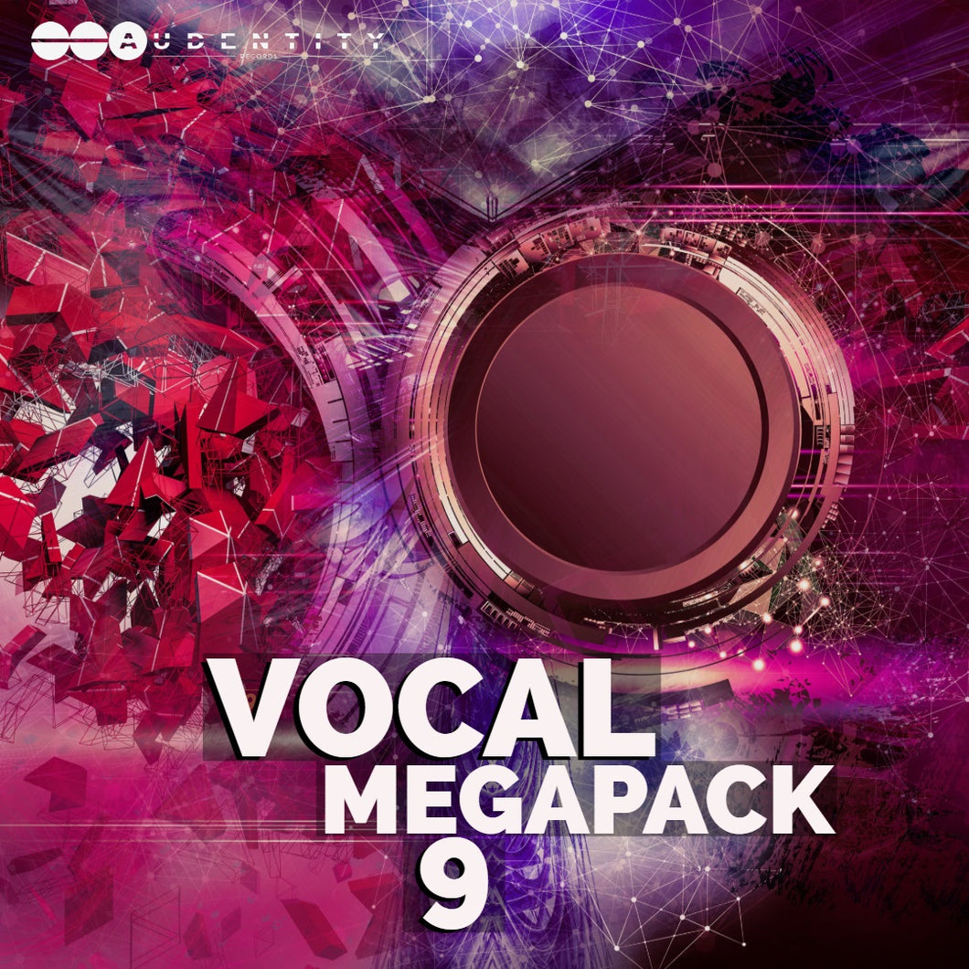Vocal </br> Megapack 9
