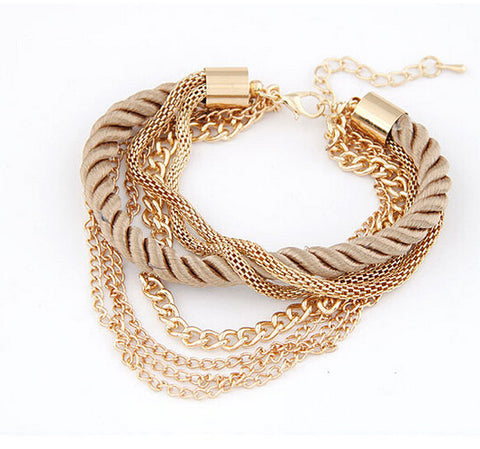 Multi-Layer Bracelet