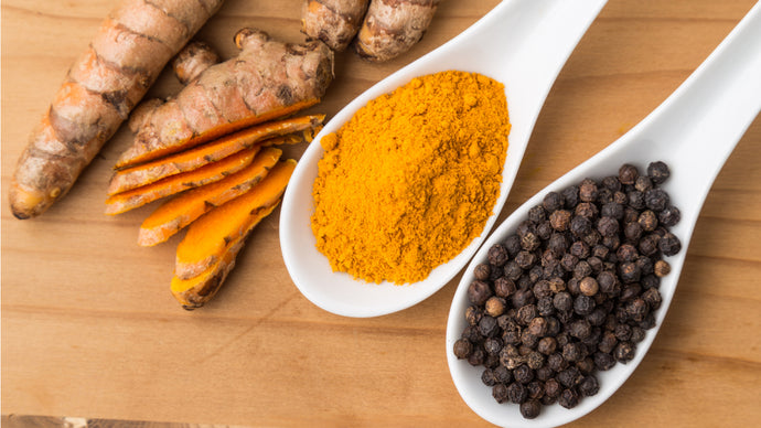 Curcumin and pepper may help with blood sugar