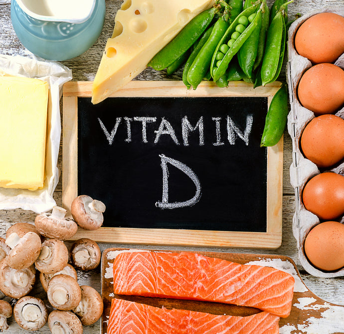 Higher Vitamin D levels may be linked to lower risk of cancer