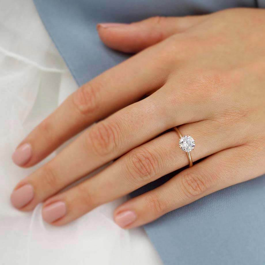 How To Care For Your Moissanite Engagement Ring