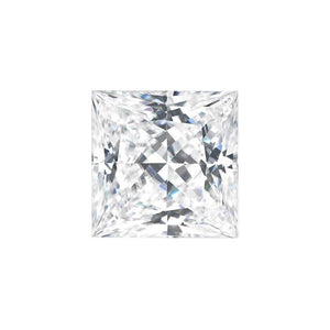 Lily Arkwright Loose Gems PRINCESS CUT - Charles & Colvard Forever One Loose Moissanite DEF Colourless