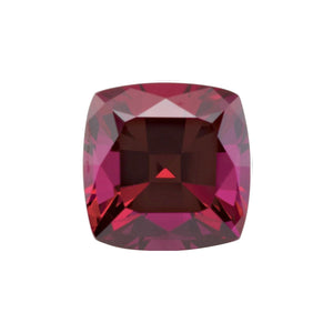 Charles & Colvard Loose Gems CUSHION CUT - Chatham Lab Grown Ruby Loose Gems