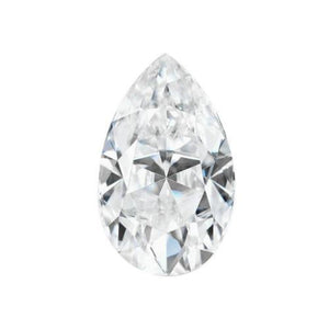 Charles & Colvard Loose Gems PEAR CUT - Charles & Colvard Forever One Loose Moissanite GHI Near Colourless