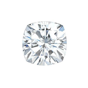 CUSHION CUT - Charles & Colvard Forever One Loose Moissanite GHI Near Colourless Loose Gems Charles & Colvard