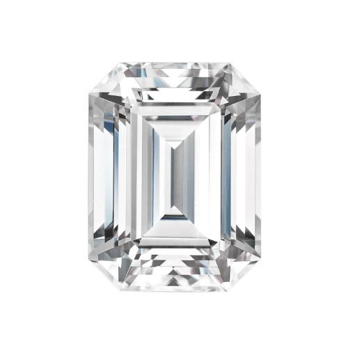 Charles & Colvard Loose Gems EMERALD CUT - Charles & Colvard Forever One Loose Moissanite DEF Colourless
