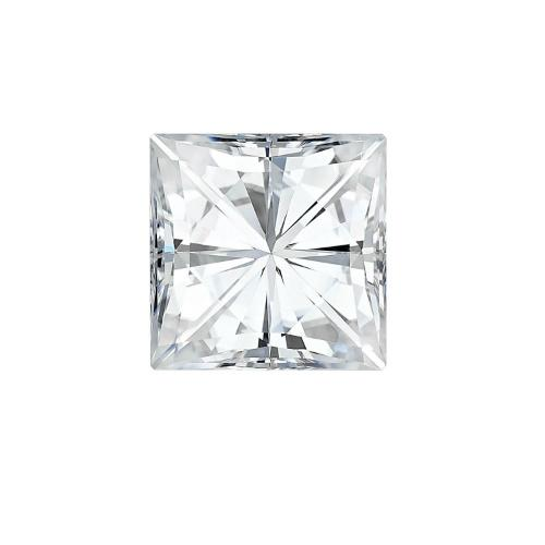 SQUARE CUT - Charles & Colvard Forever One DEF Colourless Loose Moissanite Loose Gems Charles & Colvard