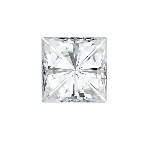 Charles & Colvard Loose Gems SQUARE CUT - Charles & Colvard Forever One GHI Near Colourless Loose Moissanite