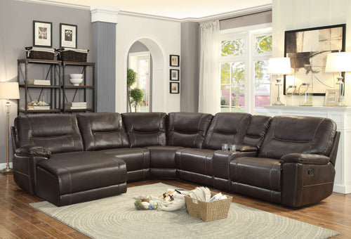 Columbus 6pc Sectional