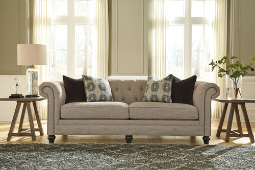 Azlyn Sepia Sofa