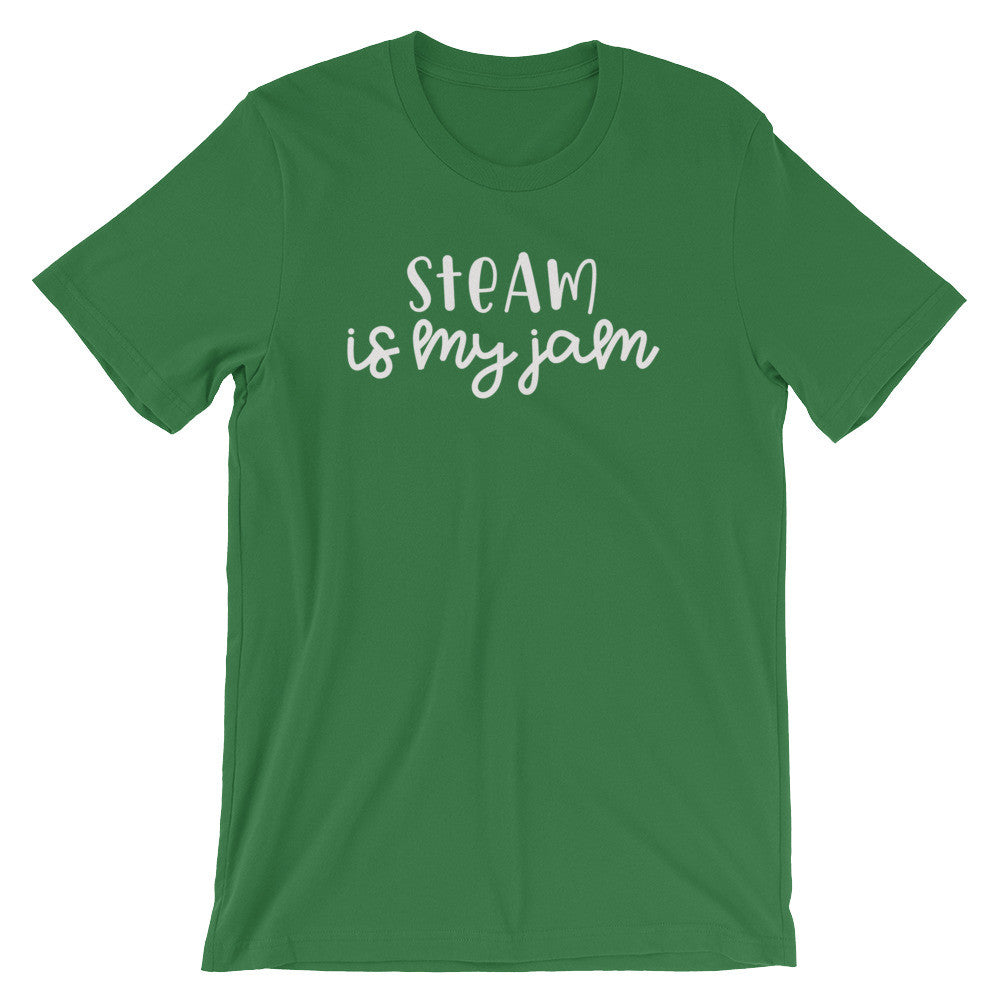 STEAM Is My Jam Shirt