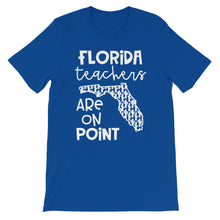 Florida Teachers Are On Point T-Shirt