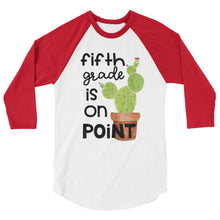 Fifth Grade Is On Point Baseball Shirt