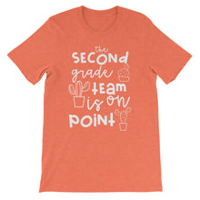 The Second Grade Team Is On Point T-Shirt