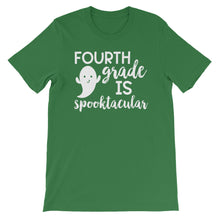 Fourth Grade Is Spooktacular Shirt