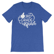 Third Grade Squad T-Shirt