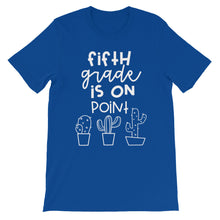 Fifth Grade Is On Point T-Shirt