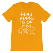 Third Grade Is Point Point T-Shirt
