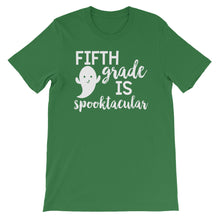 Fifth Grade Is Spooktacular Shirt